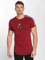 John H t-shirt Bande rood