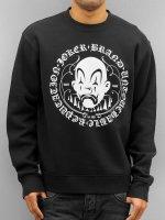 Joker Sweat & Pull Circle Clown noir