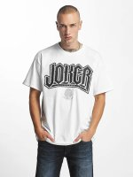 Joker T-paidat Jokes valkoinen