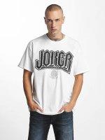 Joker T-Shirt Jokes white
