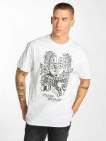 Joker T-shirts X Rumble hvid