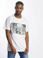 Joker T-shirts Mosaic hvid