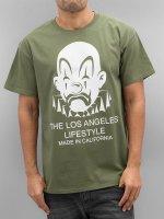 Joker T-shirts Lifestyle oliven