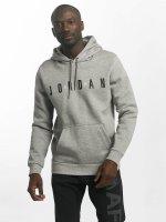 Jordan Hoody Sportswear Flight Fleece Air grau