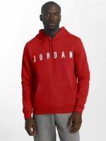 Jordan Hupparit Sportswear Flight Fleece Air punainen