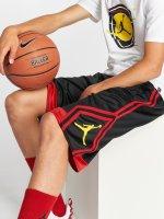 Jordan Pantalón cortos Rise Diamond Basketball negro