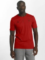 Jordan T-Shirt Rise Photo Basketball rot