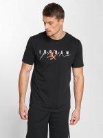Jordan t-shirt Flight Mash Up GX zwart