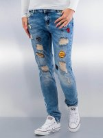 Just Rhyse Boyfriend Jeans Roslyn blue