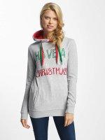 Just Rhyse Hoody Christmas grau
