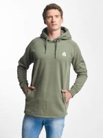 Just Rhyse Hoody Long olive