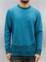 Just Rhyse Pullover Ozean blau