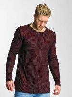 Just Rhyse Puserot Soft Knit punainen
