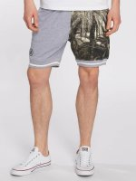 Just Rhyse shorts Acora grijs