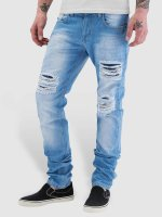 Just Rhyse Skinny Jeans Star blau