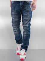 Just Rhyse Skinny jeans Oil blauw