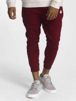 Just Rhyse Spodnie do joggingu Chilkat czerwony