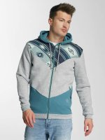 Just Rhyse Sweat capuche zippé Amidou gris
