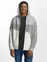 Just Rhyse Sweat capuche zippé Rusher gris