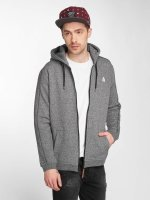 Just Rhyse Sweat capuche zippé Lima gris