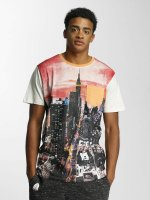 Just Rhyse T-Shirt The NYC City blanc