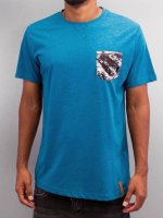Just Rhyse T-Shirt Hoimar bleu