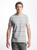 Just Rhyse T-Shirt Casmalia grau