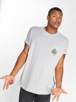 Just Rhyse T-shirt Pinra grigio