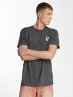 Just Rhyse t-shirt Gasquet grijs