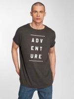Just Rhyse t-shirt Tenakee grijs