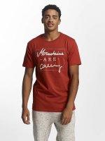 Just Rhyse t-shirt Kasaan rood