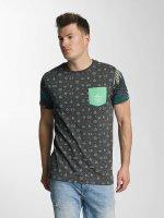 Just Rhyse t-shirt Lake Davi's zwart