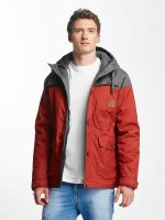 Just Rhyse Winterjacke Warin rot