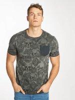 Kaporal T-paidat Pocket harmaa