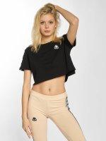 Kappa T-Shirt Apua schwarz