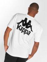 Kappa T-Shirty Telix bialy