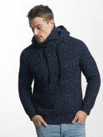 Khujo Pullover Plenty Knit blue
