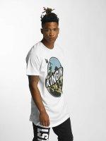 Kingin t-shirt LA Streets wit