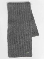 Lacoste Sjal/Duk Knitted grå