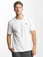 Lacoste T-paidat Clean valkoinen