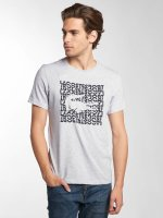 Lacoste T-Shirty Classic szary