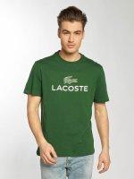 Lacoste T-skjorter Basic grøn