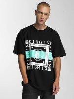 Last Kings T-Shirt Wall noir