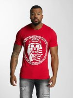 Last Kings T-Shirt Skull rouge