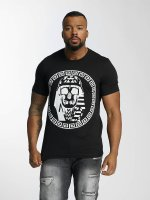 Last Kings T-Shirt Skull schwarz