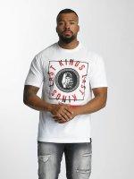 Last Kings T-skjorter OG Round hvit