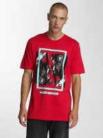 Last Kings T-skjorter Double Up red