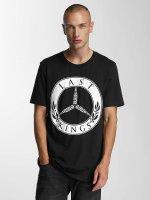 Last Kings T-skjorter B Benz svart