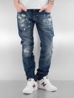 Le Temps Des Cerises Straight Fit Jeans 711 Daze blue