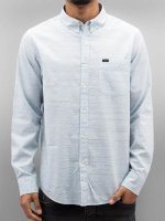 Lee Shirt Button Down blue